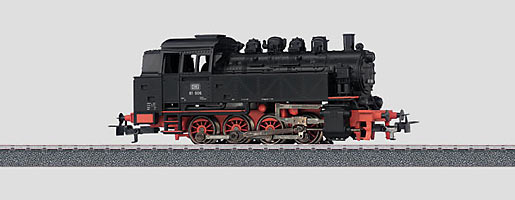 Märklin 36321 BR 81 Dampflok DB fx- Digital, My World