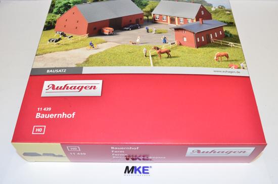 Auhagen 11439 Bauernhof in H0 Bausatz