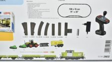 Märklin 29652 Digital- Startset Landwitschaft Claas mit DHG 700 & Power Control